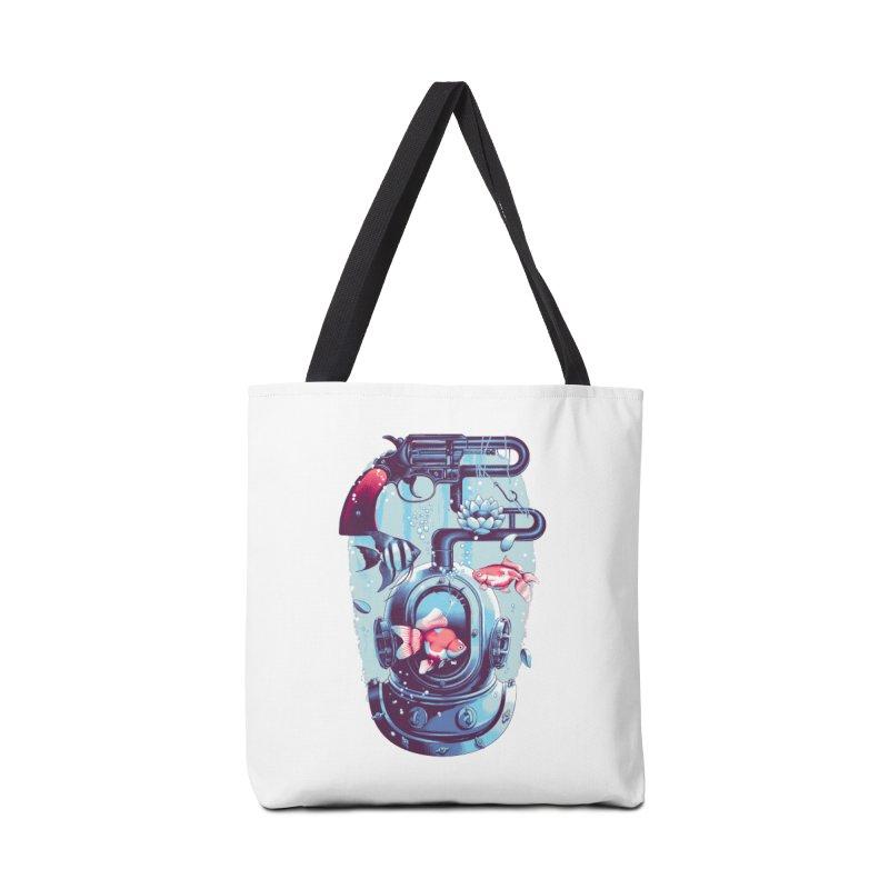 Shoot me Again Accessories Tote Bag Bag by Santiago Sarquis's Artist Shop