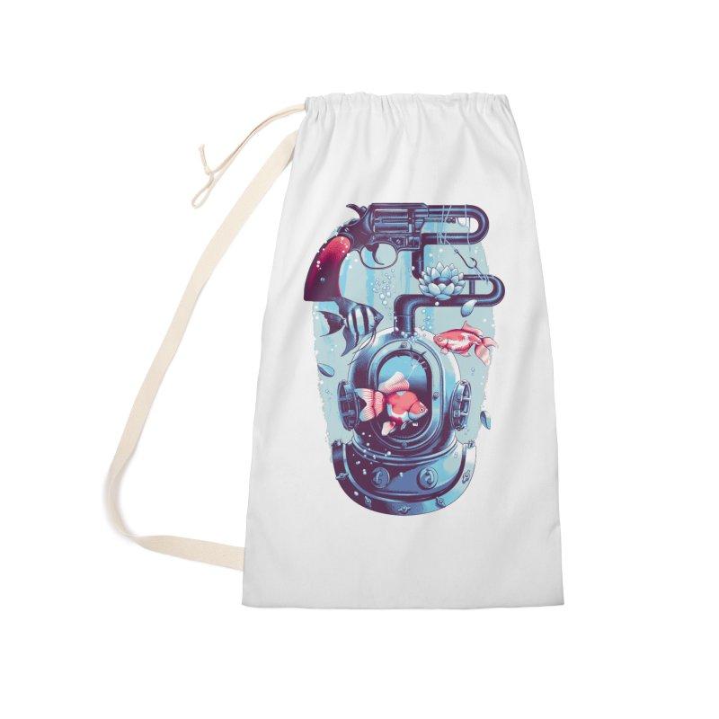 Shoot me Again Accessories Bag by Santiago Sarquis's Artist Shop