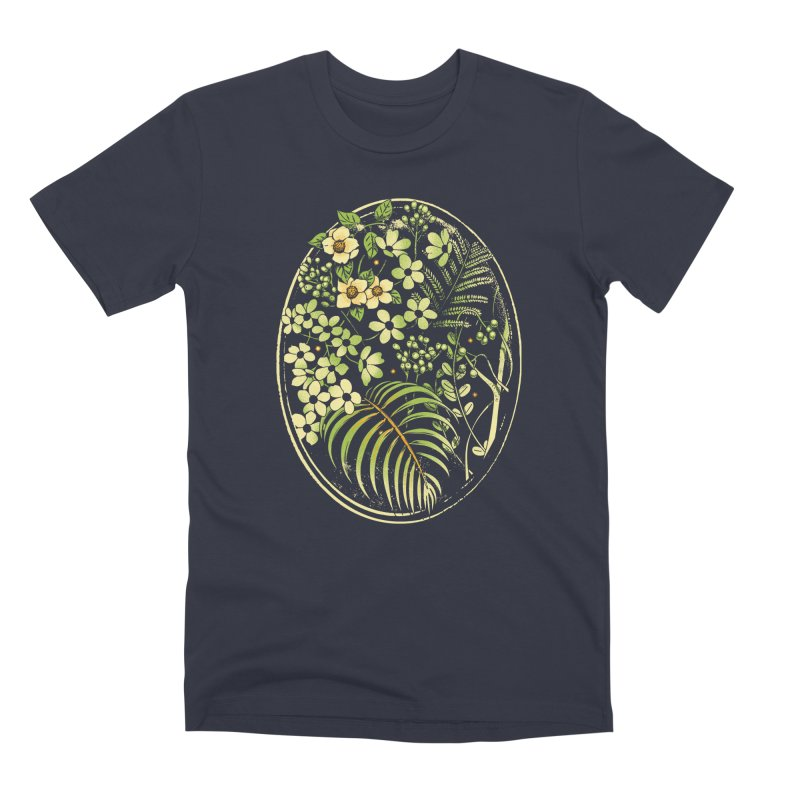 The Looking Glass Men's T-Shirt by Santiago Sarquis's Artist Shop
