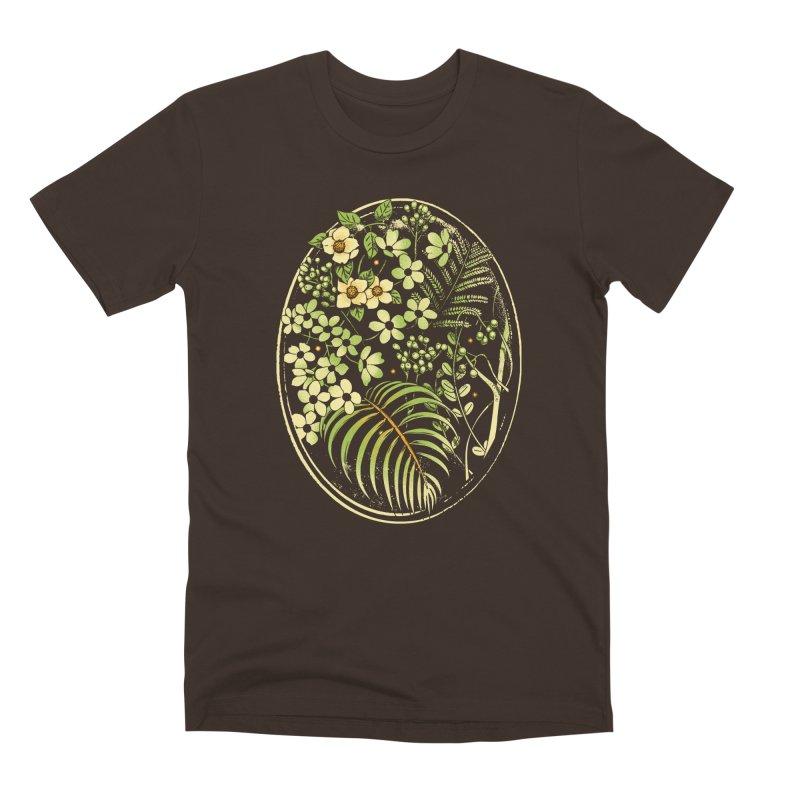The Looking Glass Men's Premium T-Shirt by Santiago Sarquis's Artist Shop