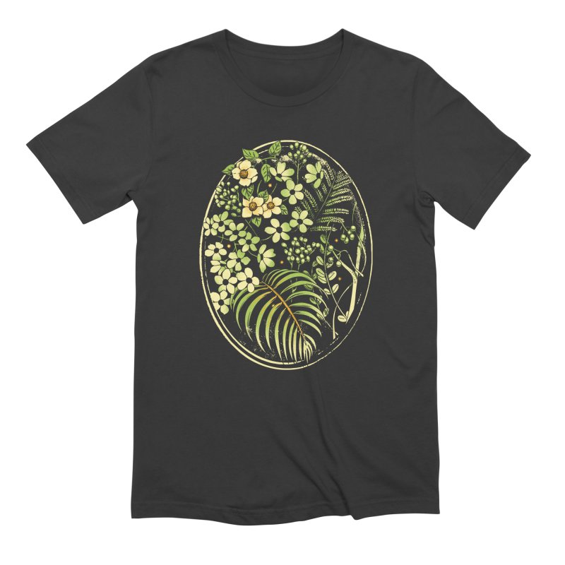 The Looking Glass Men's Extra Soft T-Shirt by Santiago Sarquis's Artist Shop