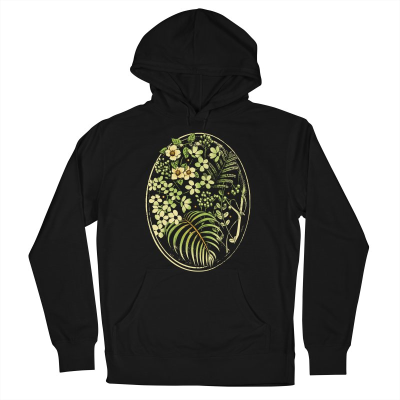 The Looking Glass Men's French Terry Pullover Hoody by Santiago Sarquis's Artist Shop