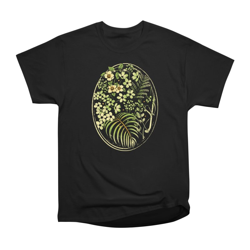 The Looking Glass Men's Heavyweight T-Shirt by Santiago Sarquis's Artist Shop
