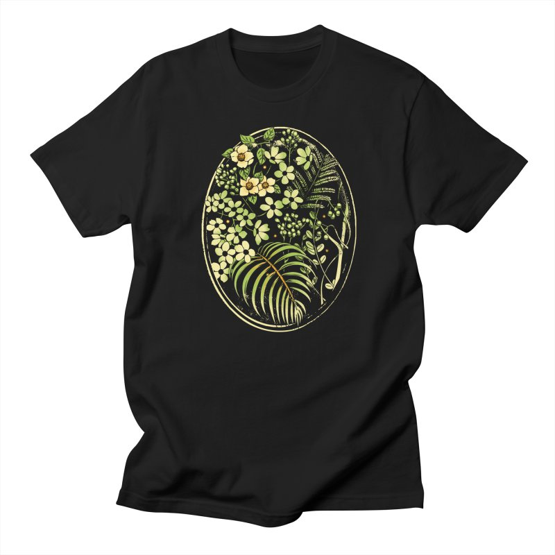 The Looking Glass Women's Regular Unisex T-Shirt by Santiago Sarquis's Artist Shop