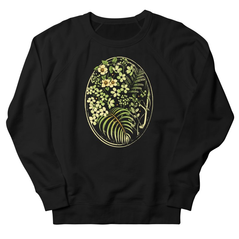 The Looking Glass Men's French Terry Sweatshirt by Santiago Sarquis's Artist Shop
