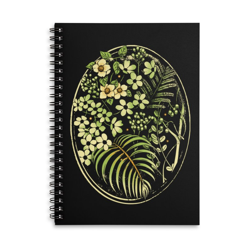 The Looking Glass Accessories Notebook by Santiago Sarquis's Artist Shop