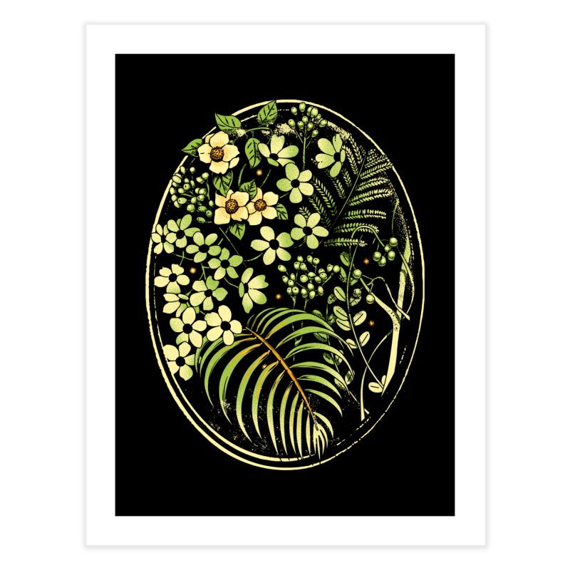 The Looking Glass Home Fine Art Print by Santiago Sarquis's Artist Shop