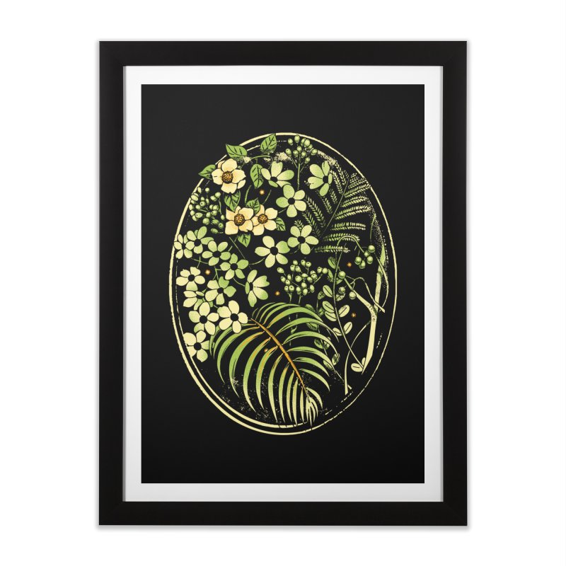 The Looking Glass Home Framed Fine Art Print by Santiago Sarquis's Artist Shop