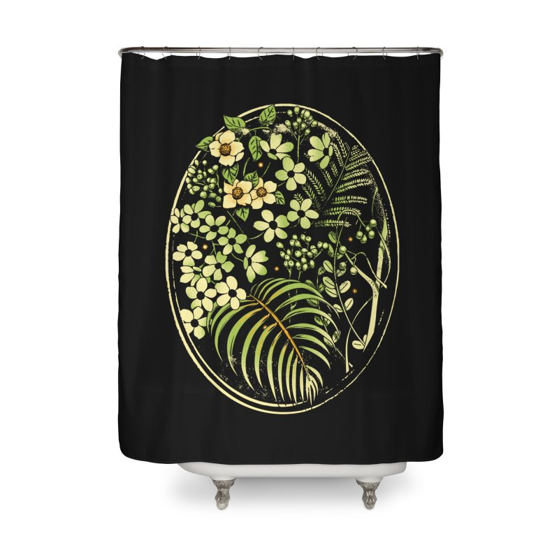 The Looking Glass Home Shower Curtain by metalsan's Artist Shop