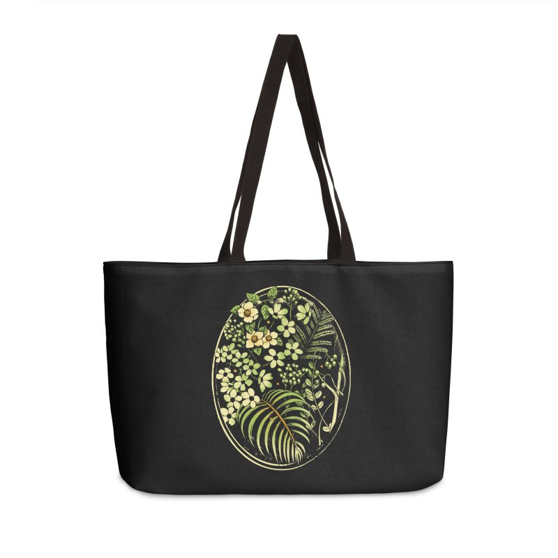 The Looking Glass Accessories Bag by Santiago Sarquis's Artist Shop