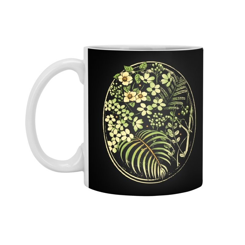 The Looking Glass Accessories Standard Mug by Santiago Sarquis's Artist Shop