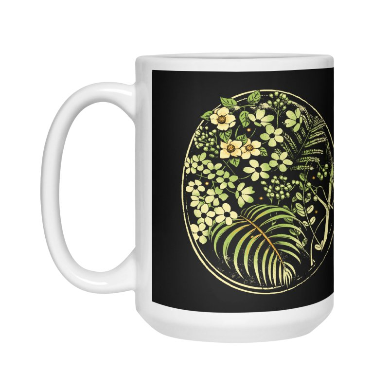 The Looking Glass Accessories Mug by Santiago Sarquis's Artist Shop
