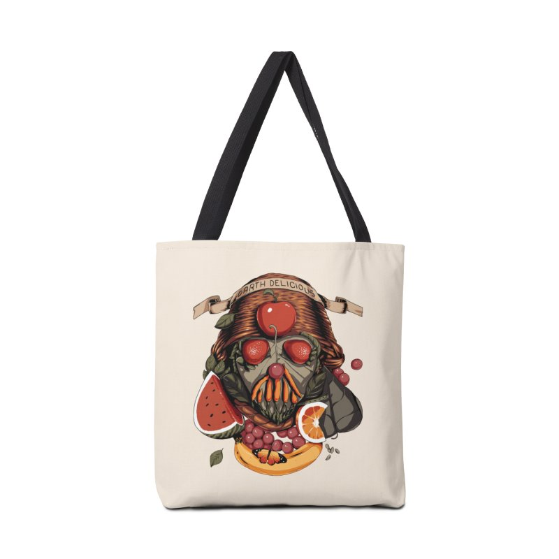 Darth Delicious Accessories Bag by metalsan's Artist Shop