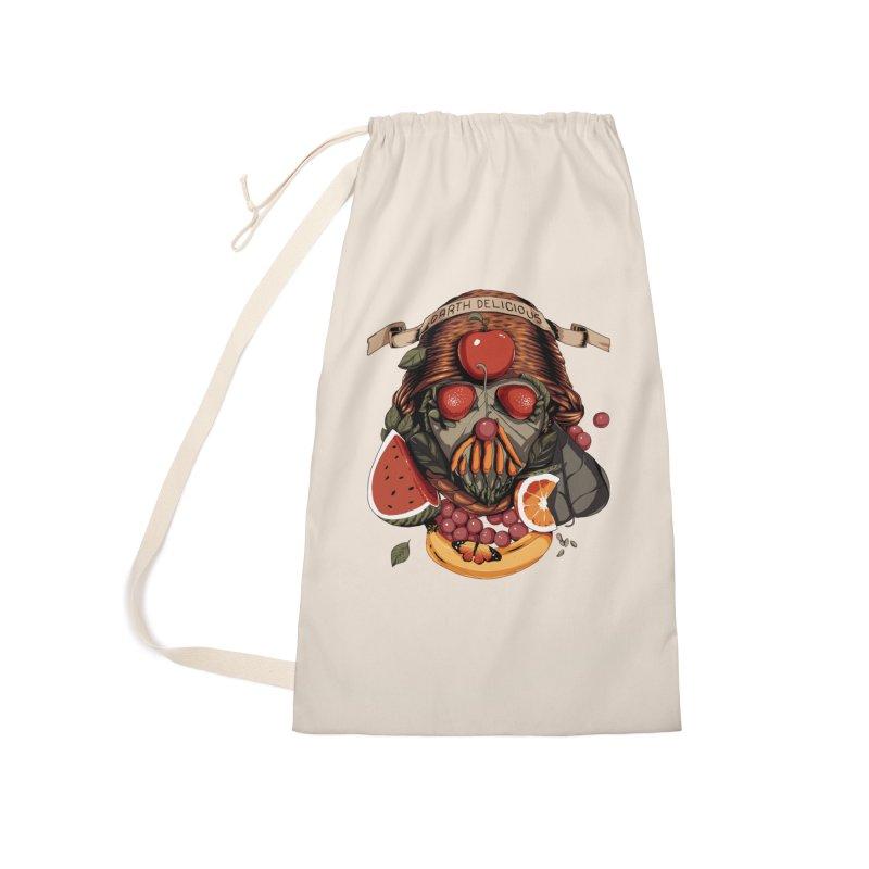 Darth Delicious Accessories Bag by Santiago Sarquis's Artist Shop