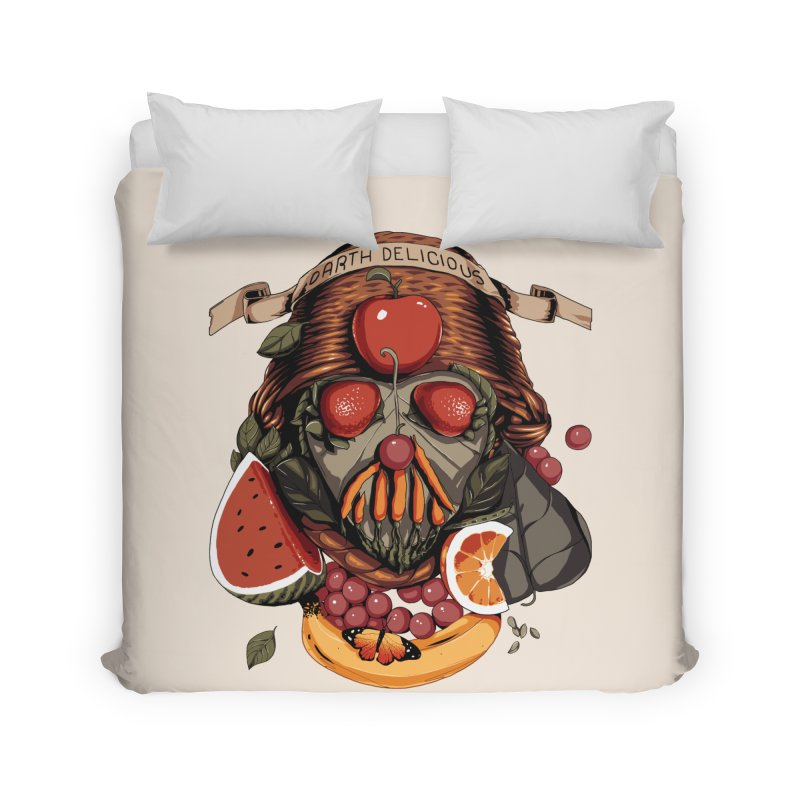 Darth Delicious Home Duvet by metalsan's Artist Shop