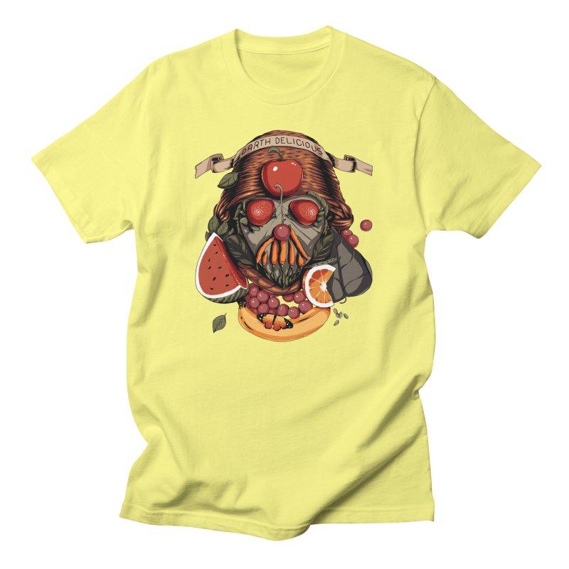 Darth Delicious Men's T-Shirt by Santiago Sarquis's Artist Shop
