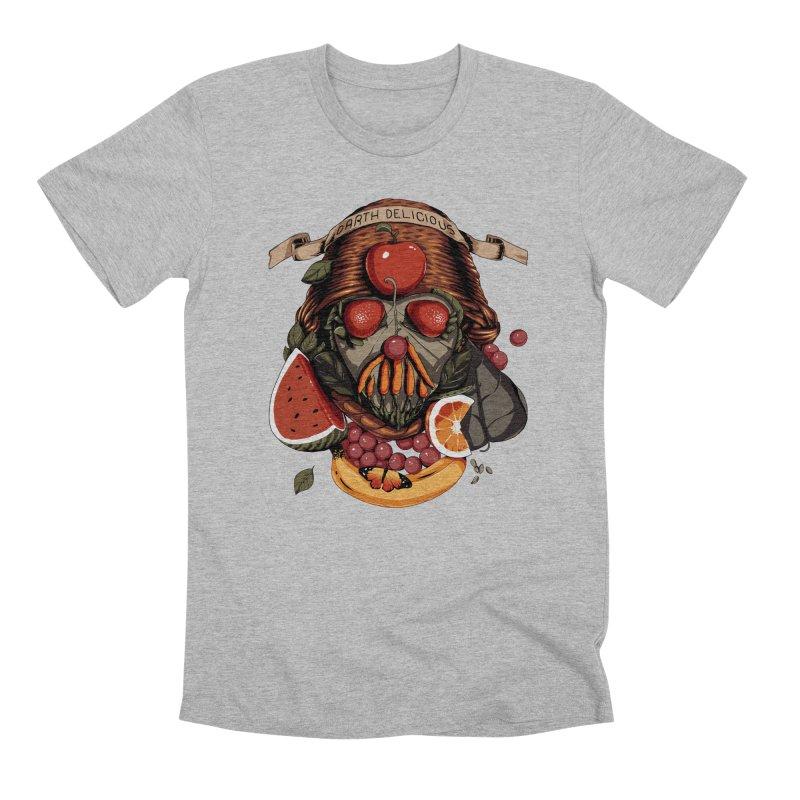 Darth Delicious Men's Premium T-Shirt by Santiago Sarquis's Artist Shop
