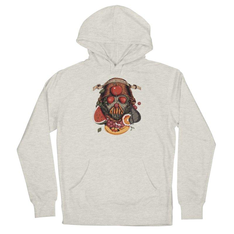 Darth Delicious Men's Pullover Hoody by Santiago Sarquis's Artist Shop