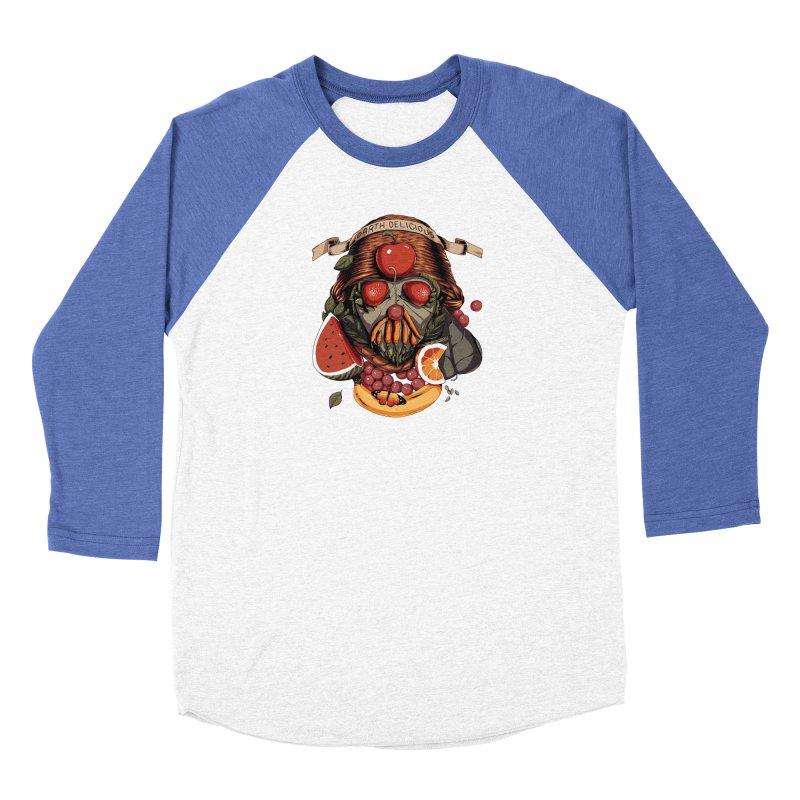 Darth Delicious Women's Longsleeve T-Shirt by Santiago Sarquis's Artist Shop