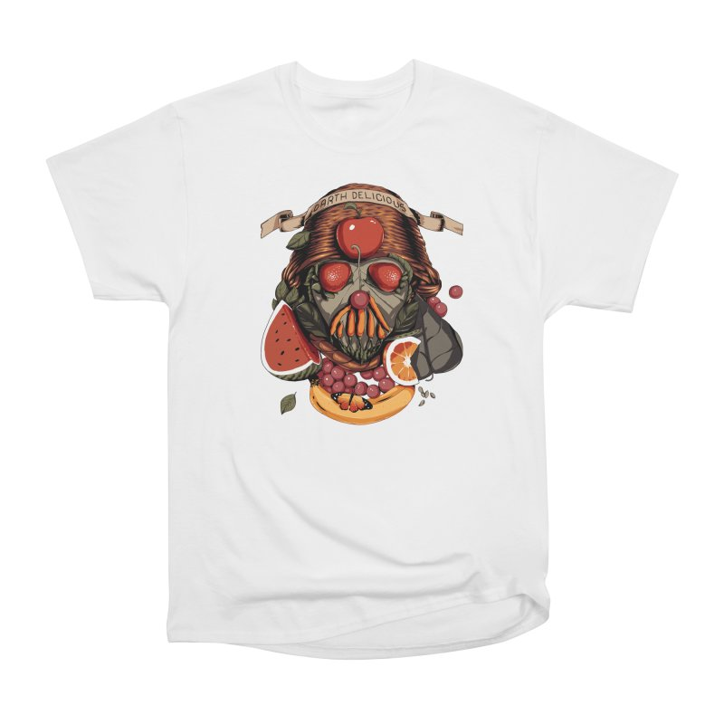 Darth Delicious Women's Classic Unisex T-Shirt by metalsan's Artist Shop
