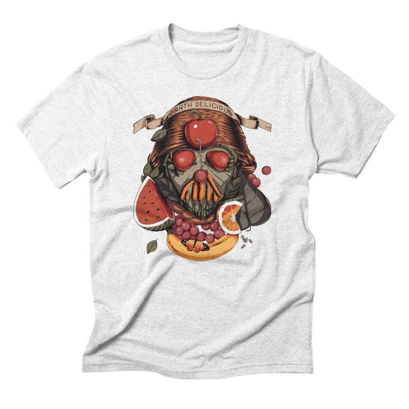 Darth Delicious Men's Triblend T-shirt by metalsan's Artist Shop