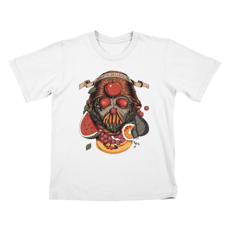 Darth Delicious Kids T-shirt by metalsan's Artist Shop