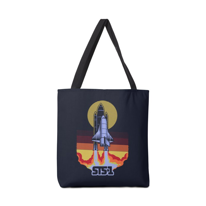 STS-1 Accessories Bag by metalsan's Artist Shop