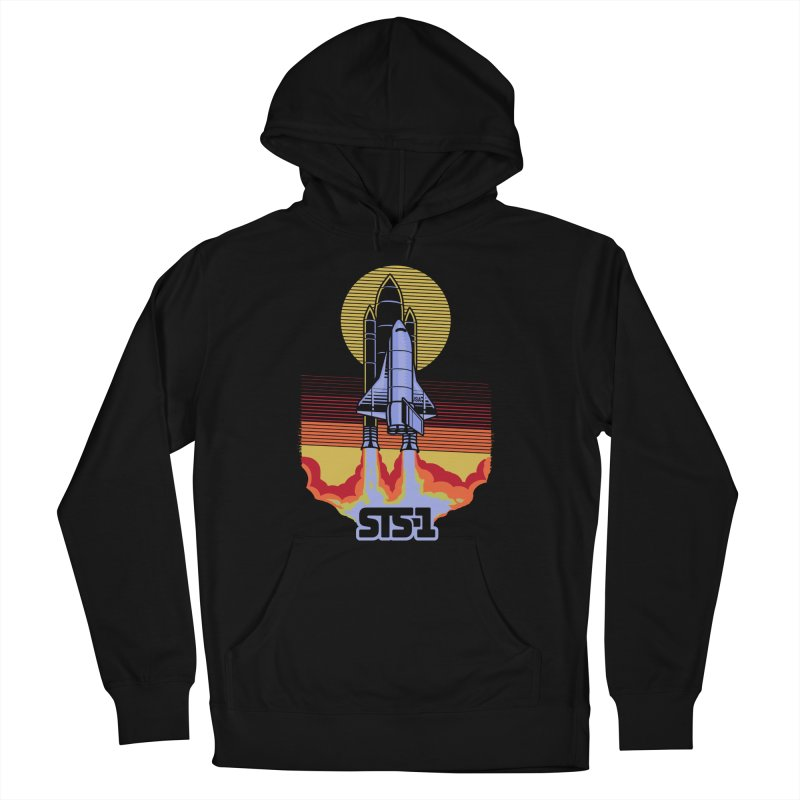 STS-1 Women's Pullover Hoody by metalsan's Artist Shop