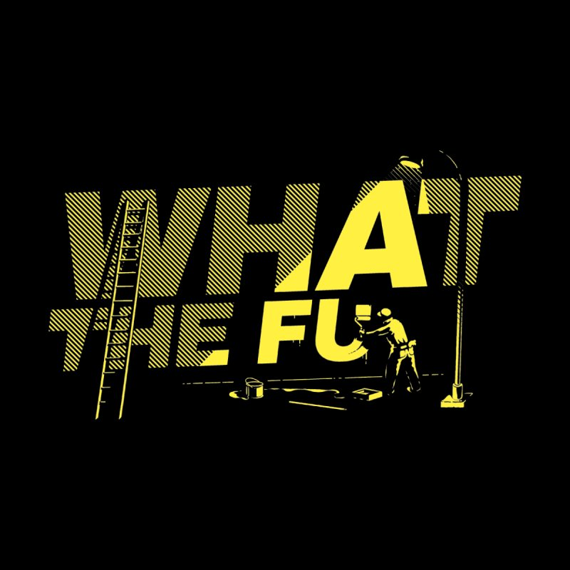 What the Fu Kids Toddler T-Shirt by Santiago Sarquis's Artist Shop