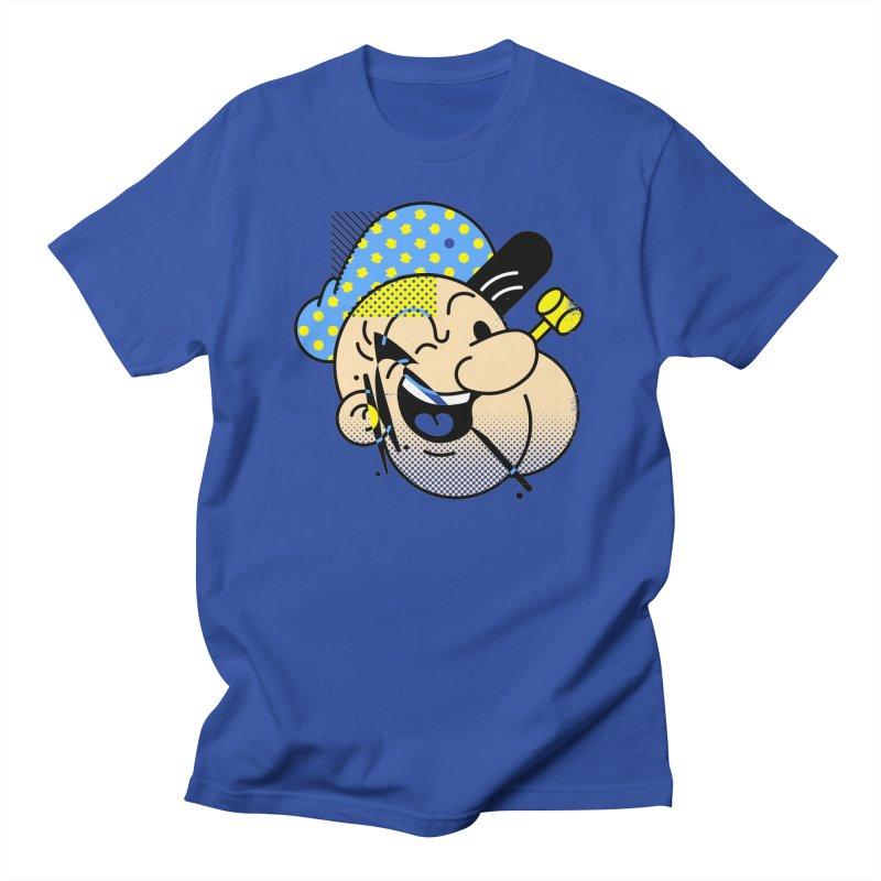 Pop-Eye Men's T-Shirt by Santiago Sarquis's Artist Shop