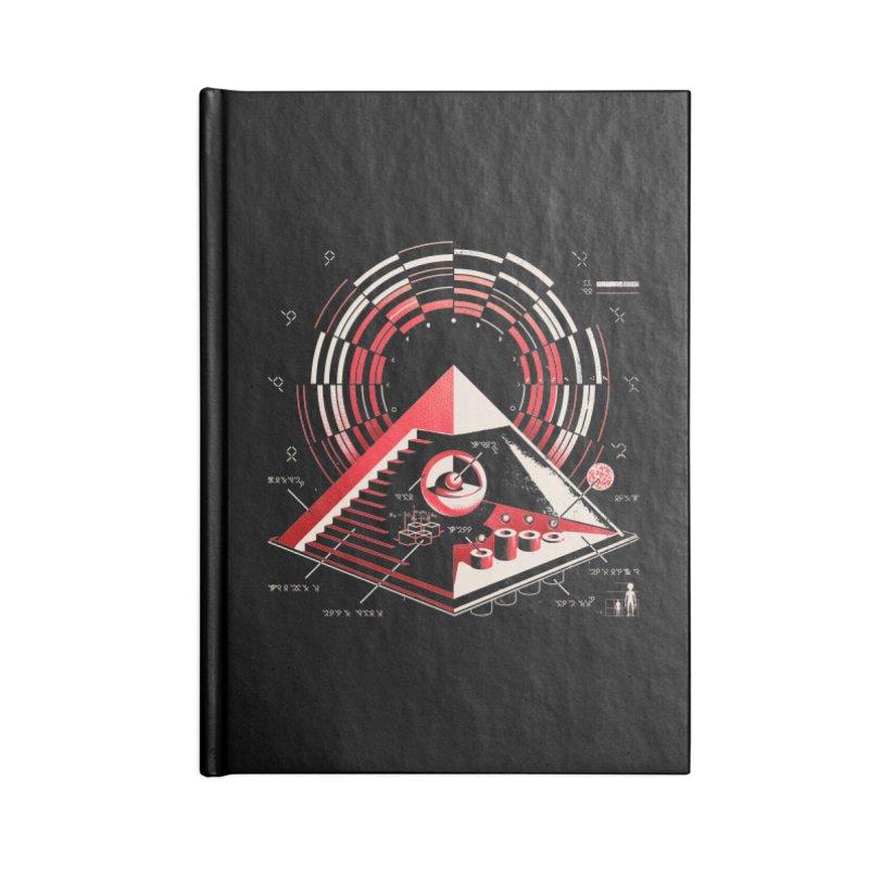 Top Secret Accessories Notebook by metalsan's Artist Shop