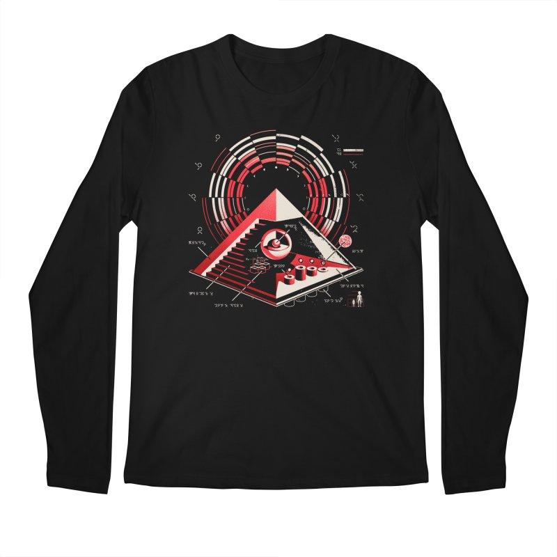 Top Secret Men's Longsleeve T-Shirt by metalsan's Artist Shop