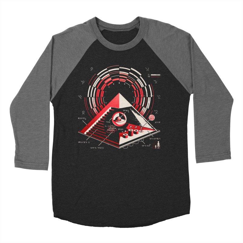 Top Secret Women's Baseball Triblend T-Shirt by metalsan's Artist Shop