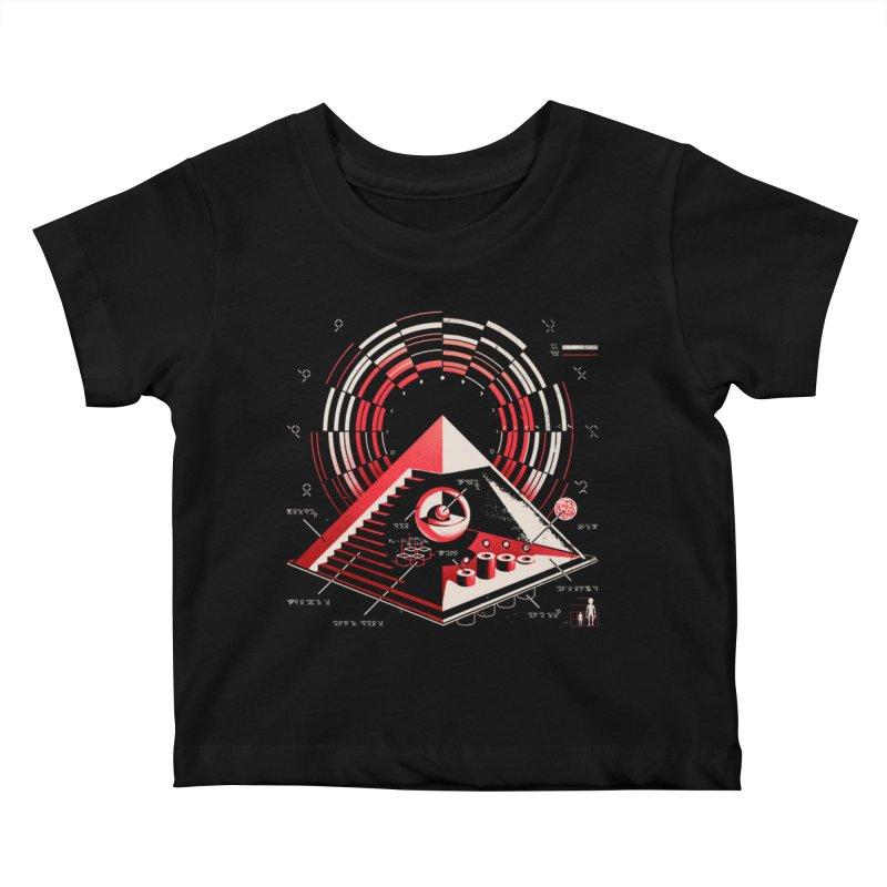 Top Secret Kids Baby T-Shirt by metalsan's Artist Shop