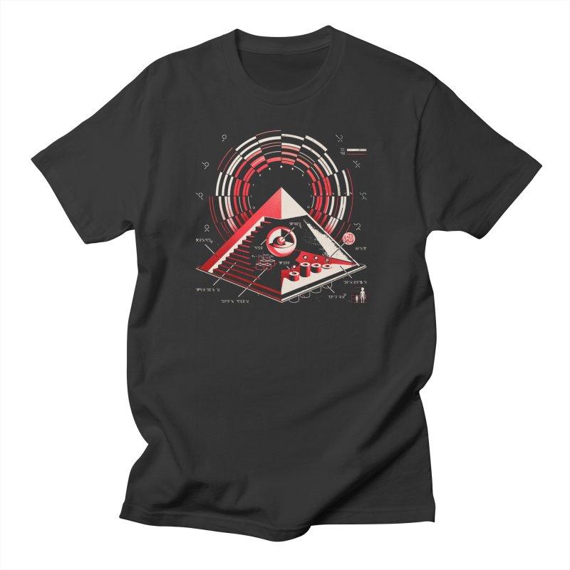 Top Secret Men's T-Shirt by Santiago Sarquis's Artist Shop