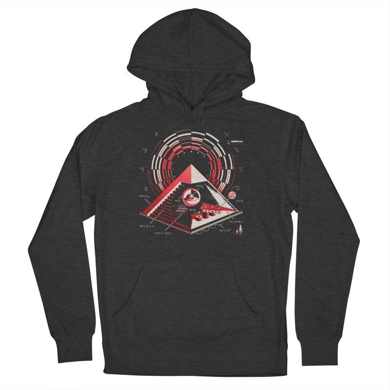 Top Secret Men's Pullover Hoody by metalsan's Artist Shop