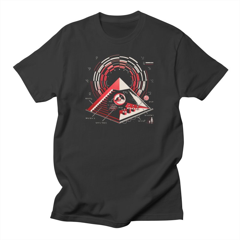 Top Secret Women's Unisex T-Shirt by metalsan's Artist Shop