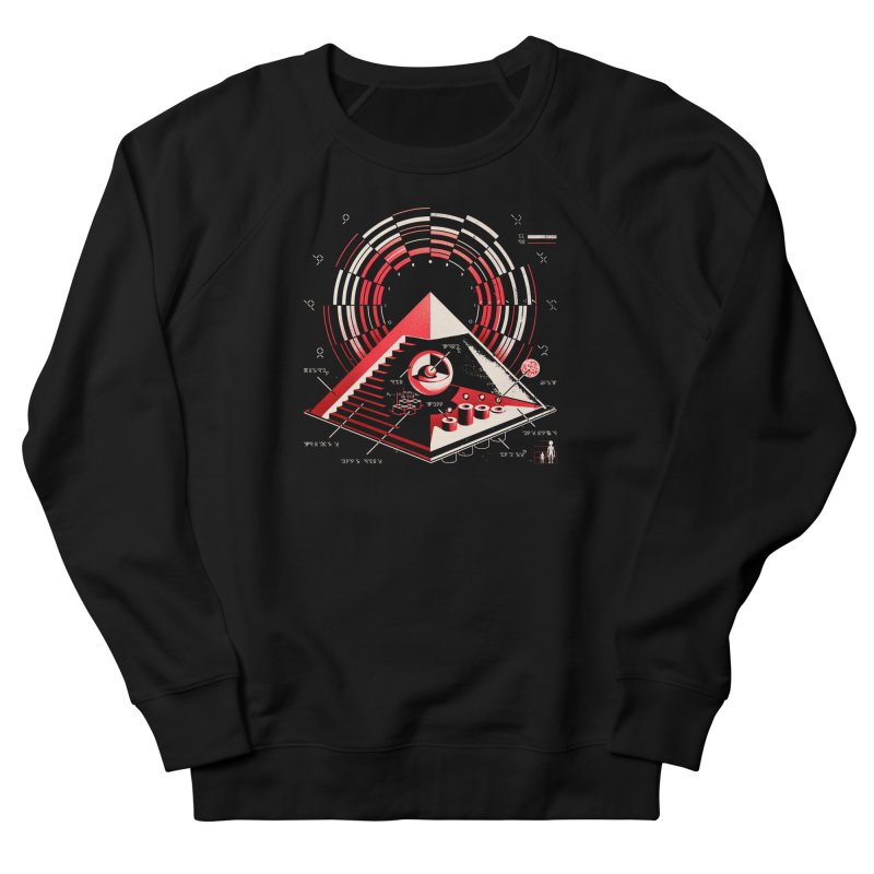 Top Secret Women's Sweatshirt by Santiago Sarquis's Artist Shop