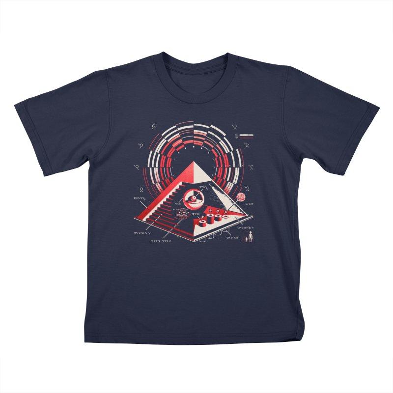 Top Secret Kids T-shirt by metalsan's Artist Shop