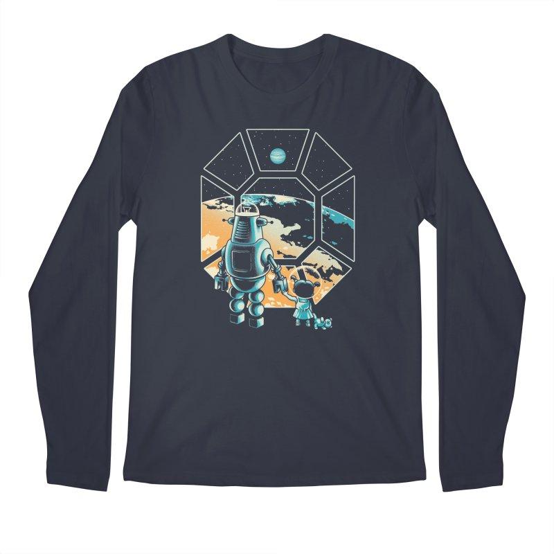A New Hope Men's Longsleeve T-Shirt by metalsan's Artist Shop