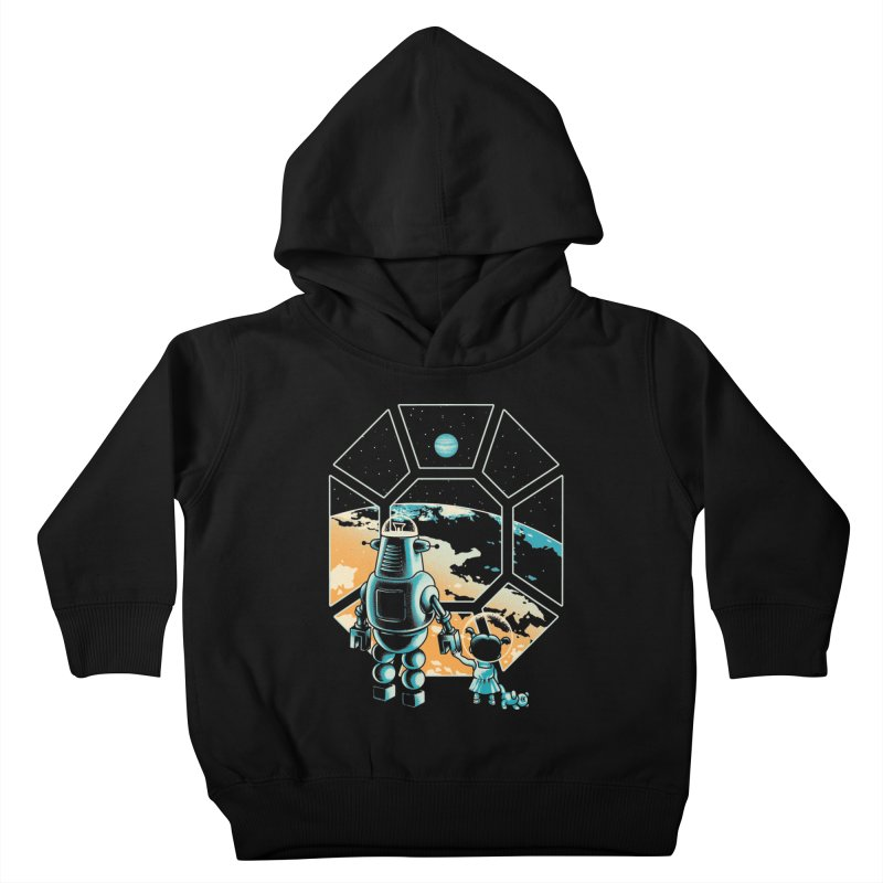 A New Hope Kids Toddler Pullover Hoody by metalsan's Artist Shop