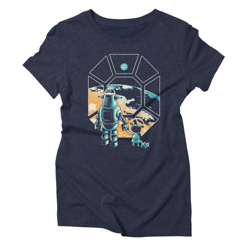 A New Hope Women's Triblend T-shirt by metalsan's Artist Shop