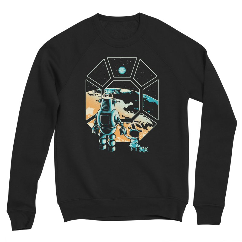 A New Hope Men's Sponge Fleece Sweatshirt by Santiago Sarquis's Artist Shop