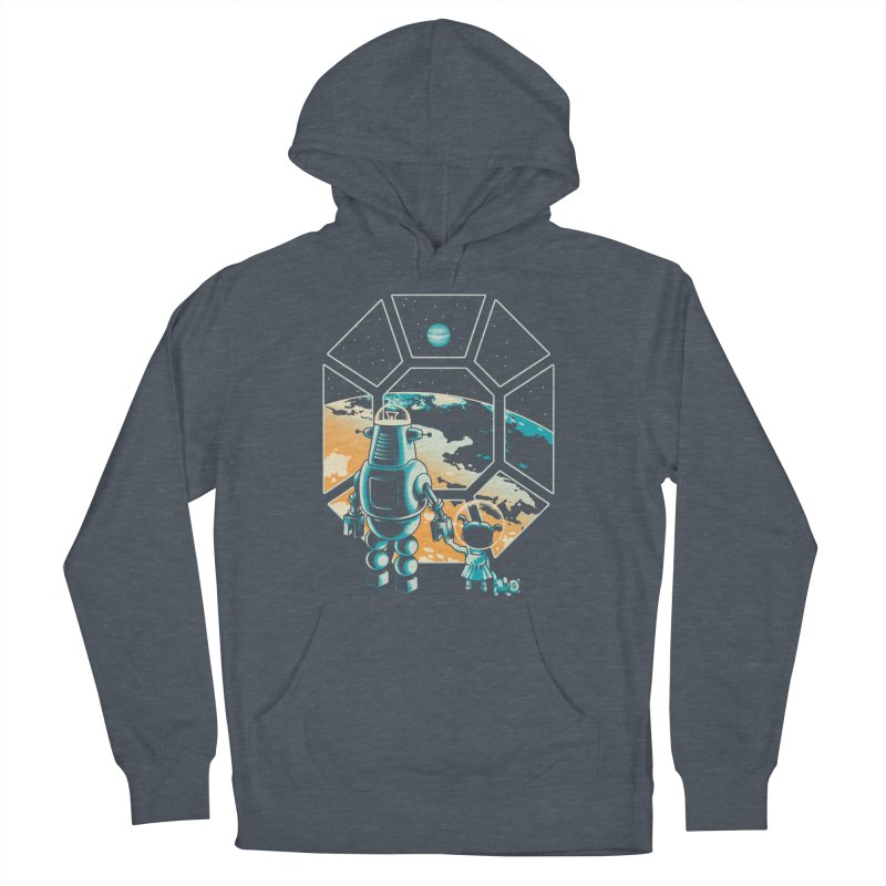 A New Hope Women's French Terry Pullover Hoody by Santiago Sarquis's Artist Shop