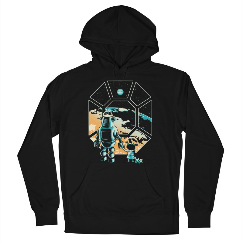 A New Hope Men's Pullover Hoody by Santiago Sarquis's Artist Shop