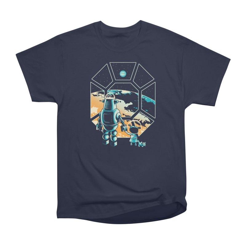 A New Hope Women's Heavyweight Unisex T-Shirt by Santiago Sarquis's Artist Shop