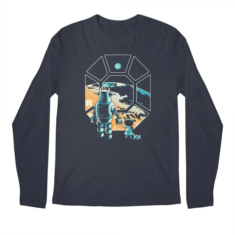 A New Hope Men's Longsleeve T-Shirt by Santiago Sarquis's Artist Shop