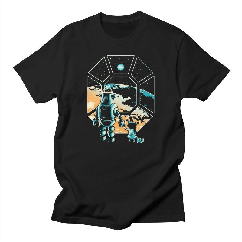 A New Hope Men's T-Shirt by Santiago Sarquis's Artist Shop
