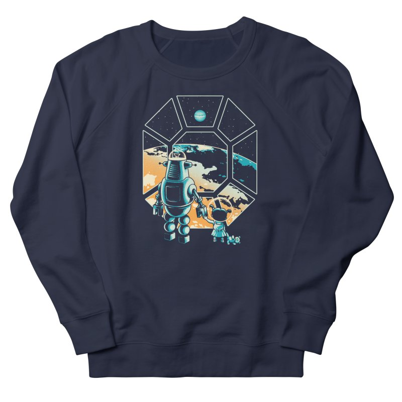 A New Hope Men's Sweatshirt by Santiago Sarquis's Artist Shop