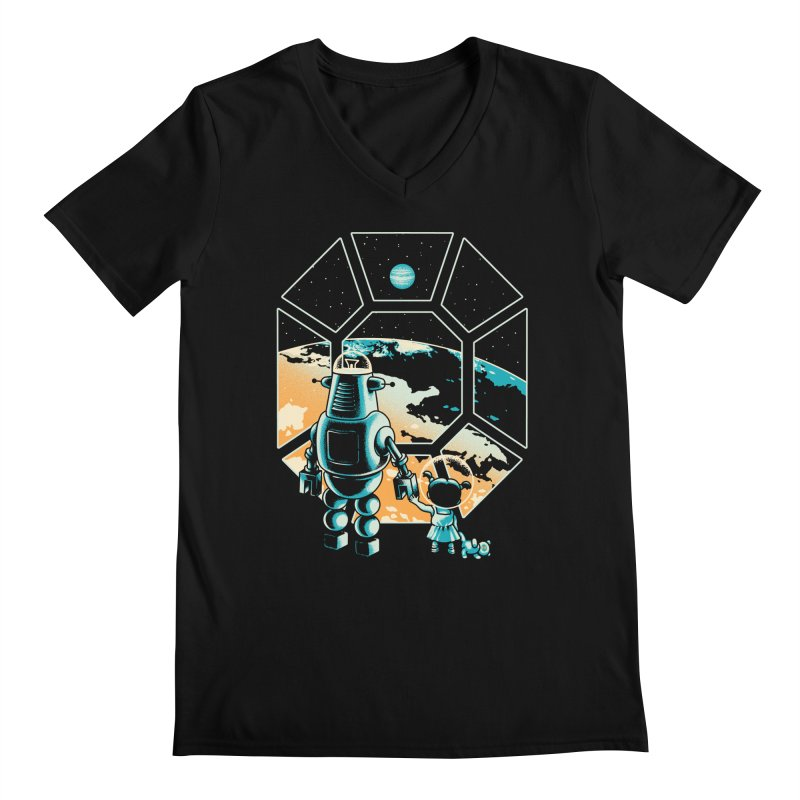 A New Hope Men's V-Neck by metalsan's Artist Shop
